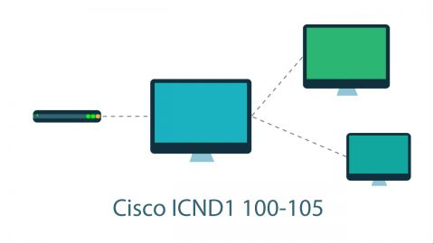 Cisco 100-105: ICND1 - Interconnecting Cisco Networking Devices Part 1