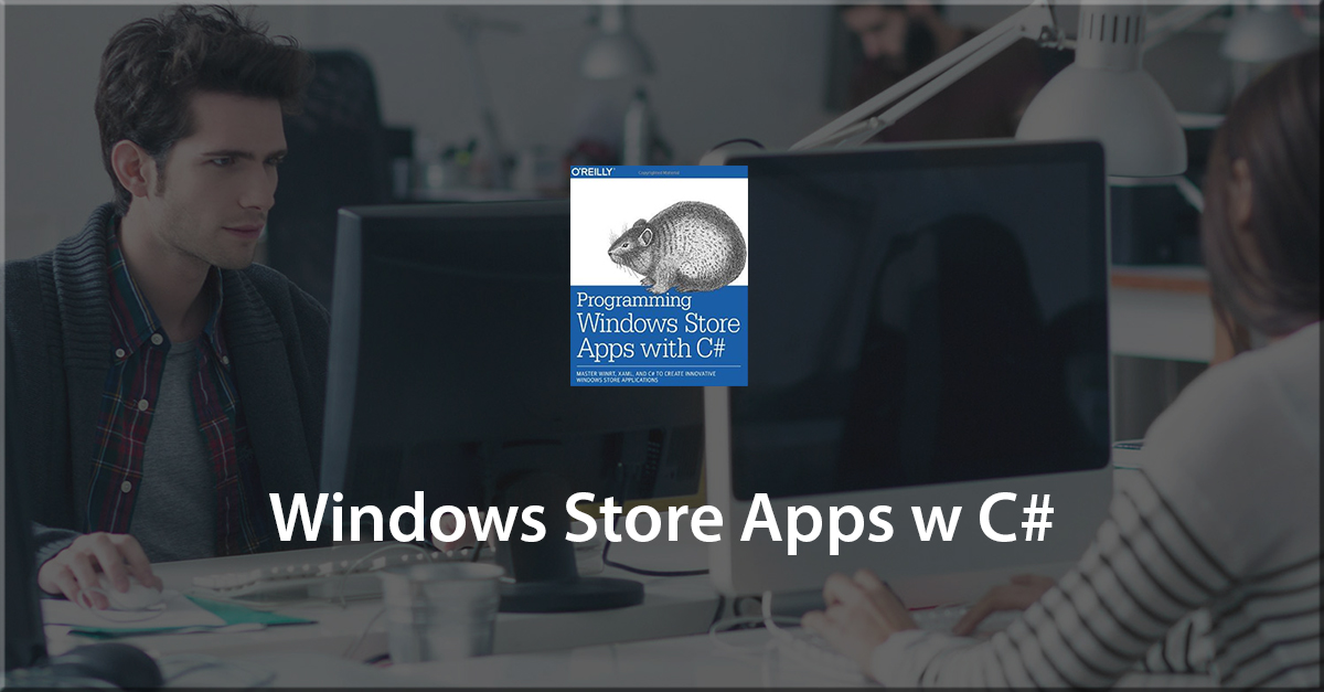 Create applications with Windows Store using C#
