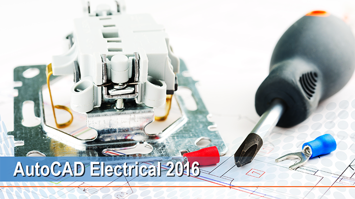 AutoCAD Electrical 2016: Mapping Out Your Wirings